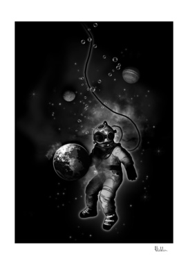 Deep Sea Space Diver