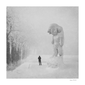 Snowy Golem