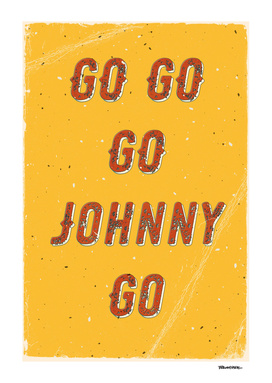 Go go – go Johnny go – A Hell Songbook Edition