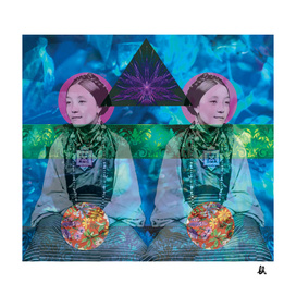 Tibetan Girls