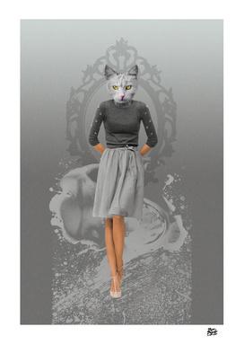 Cat Girl Pepe Psyche