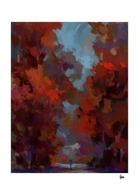Paint Autumn