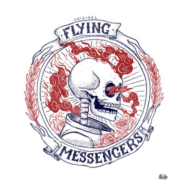 ORIGINAL FLYING MESSENGERS DEATH
