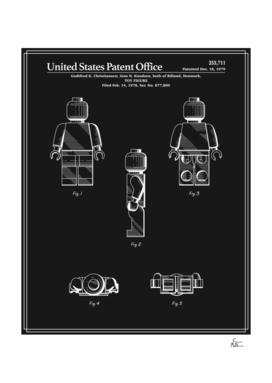 Toy Figure Patent v2 - Black