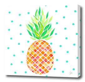 Tangerine Pineapple