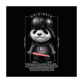 PANDA VADER WITH BORDER