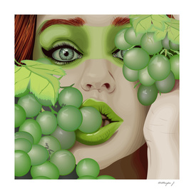 Grape Woman