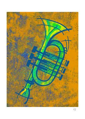 Trumpet Emerald Sound