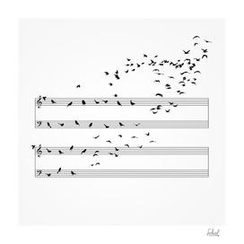Natural Musical Notes