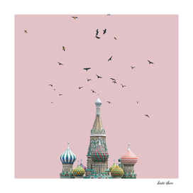pink moskow