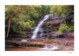 Somersby Falls - NSW, Australia