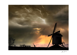 Windmill Supper