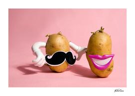 Sun potatoes