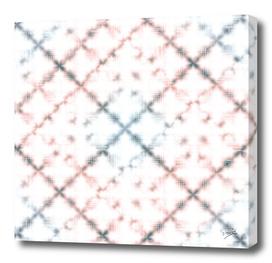 Crystal pattern geometric