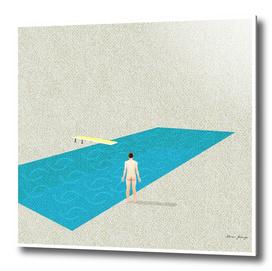 loneliness pool