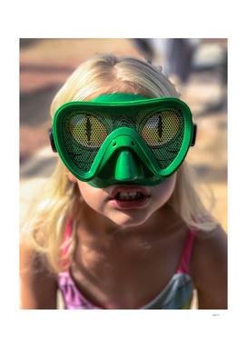 Masked Siren