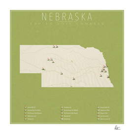 Nebraska Golf Courses
