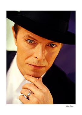 David Bowie as an Average Everyman