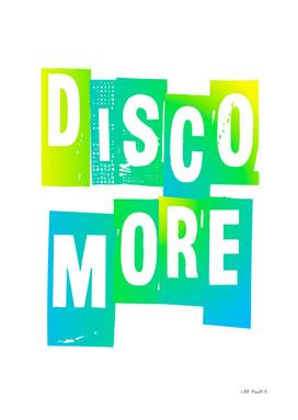 DISCO MORE #1