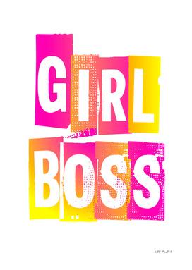 GIRL BOSS #1