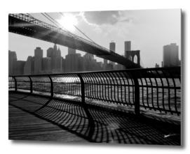 Shadows on Brooklyn