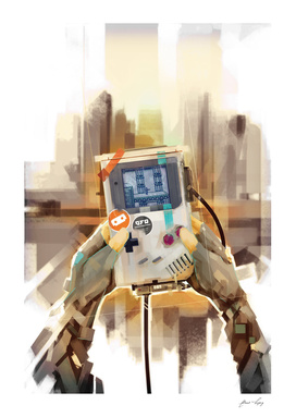 The Last Game Boy