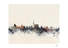 berlin city skyline