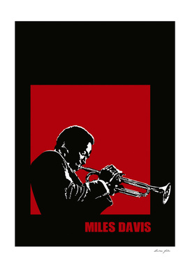 MILES / DAVIS [A Kind of Red][by felixx / 2016]