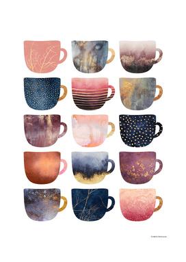 Pretty Coffee Cups 2