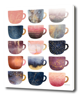 Pretty Coffee Cups 2