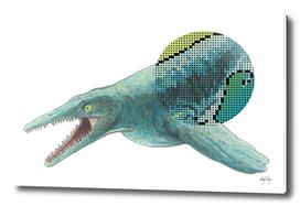 Plesiotylosaurus