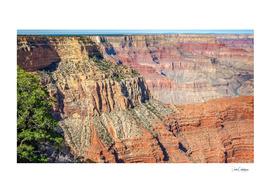 Grand Canyon Panorama at Hopi Point