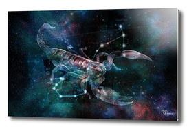 La constellation du Scorpion