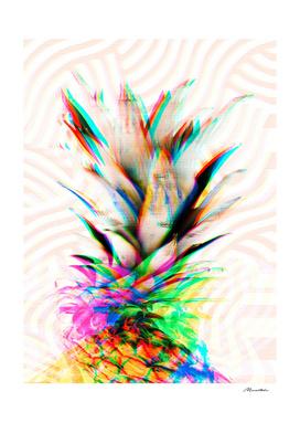 Glitch pineapple