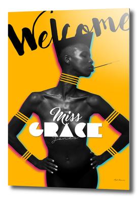 Tribute Grace Jones #1