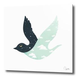 Bipolar Bird
