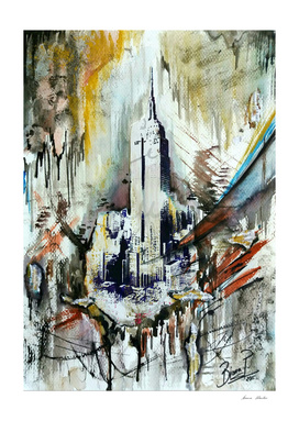 """Empire State of Art"""