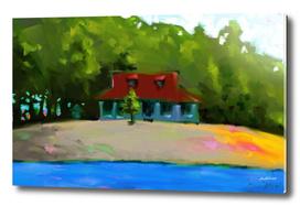 Cottage On Stone