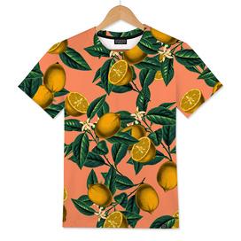 Lemon and Leaf
