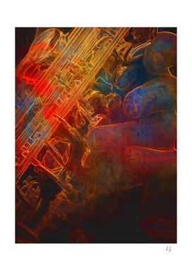 The Color of Music - Sax