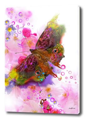 Modern Butterfly