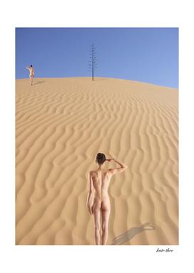 nude due