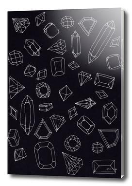 doodle crystals
