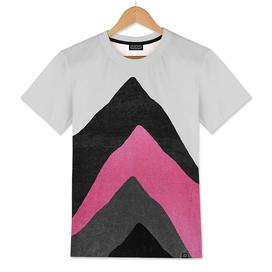 Four Mountains / Pink
