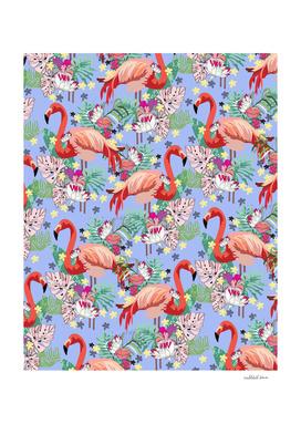 Flamingo Land (blue )