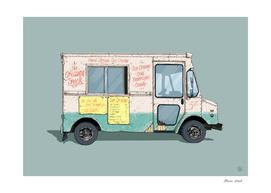 American Ice Cream Truck