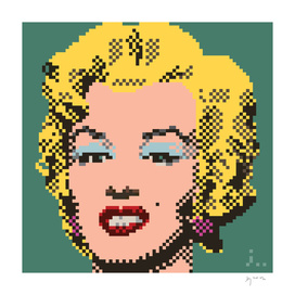 Marilyn Monroe (andy warhol)