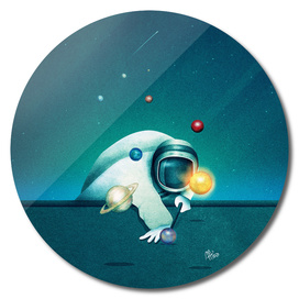 Astronaut Billards