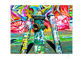 The Hydrant - From the Five Pointz Series