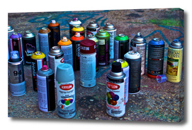Tools of the trade - From the Five Pointz Series